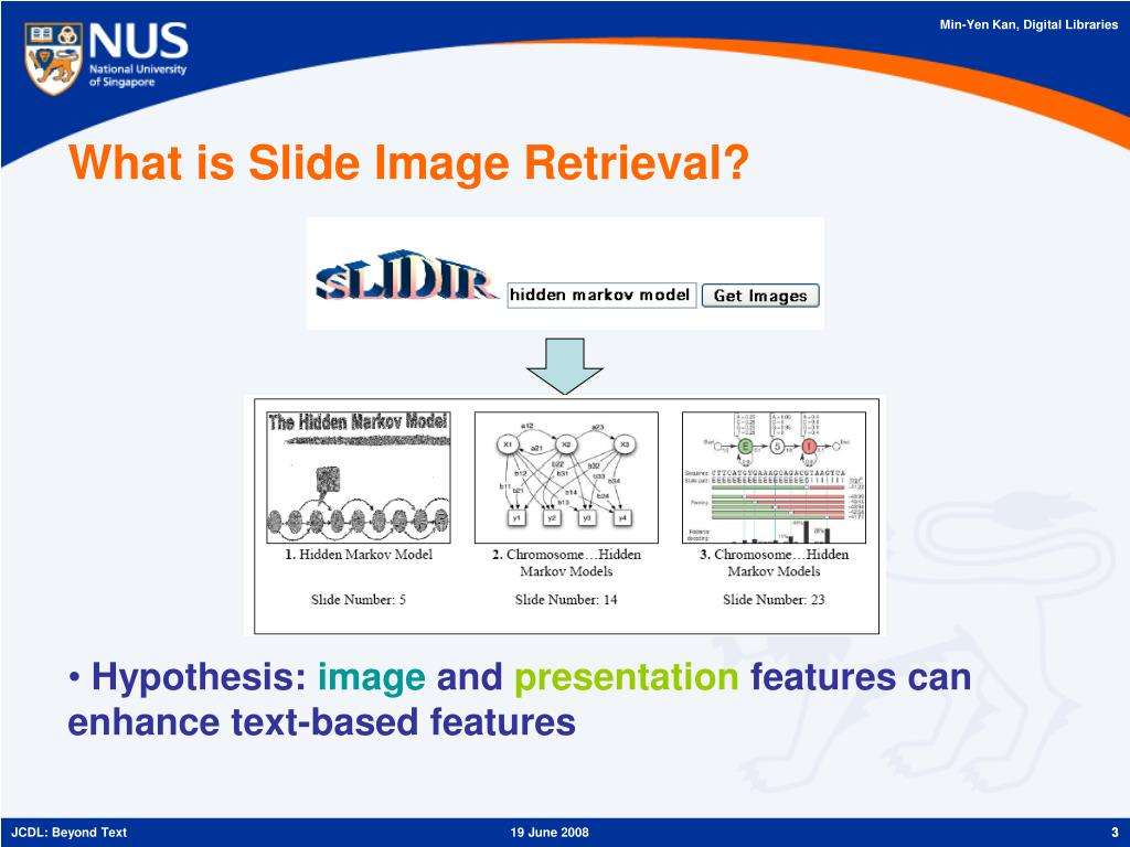 What is Slide Image Retrieval?