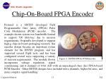 chip on board fpga encoder