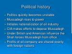 political history2
