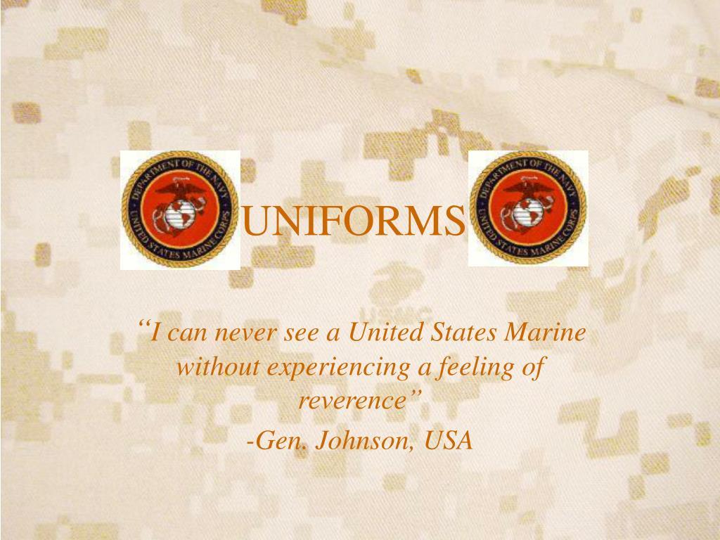 uniforms l.