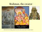 brahman the creator