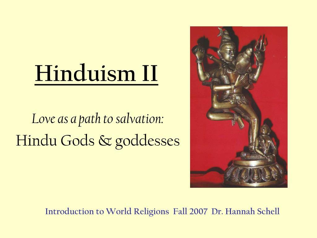 hinduism ii l.