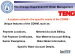the chicago department of water management12