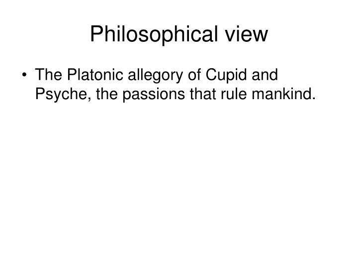 Philosophical view