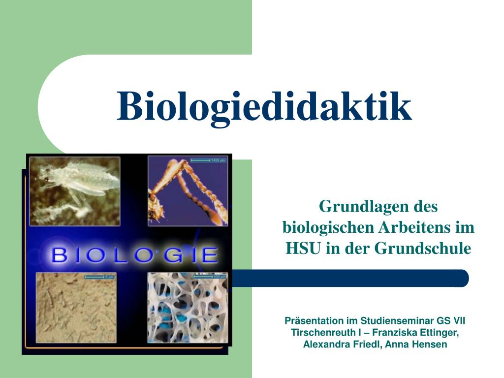 biologiedidaktik l.