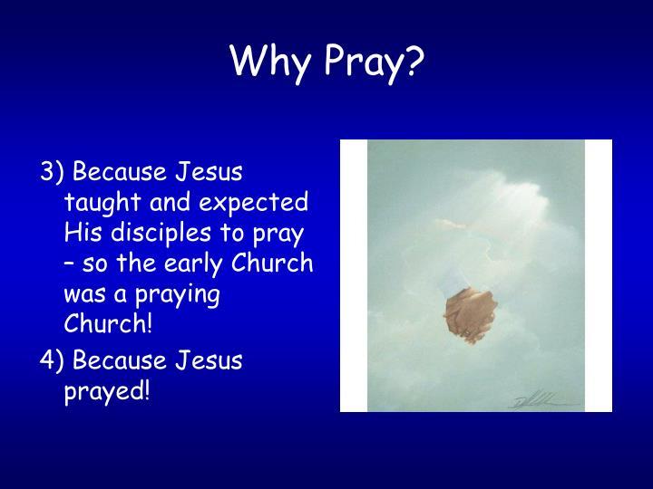 Why pray3