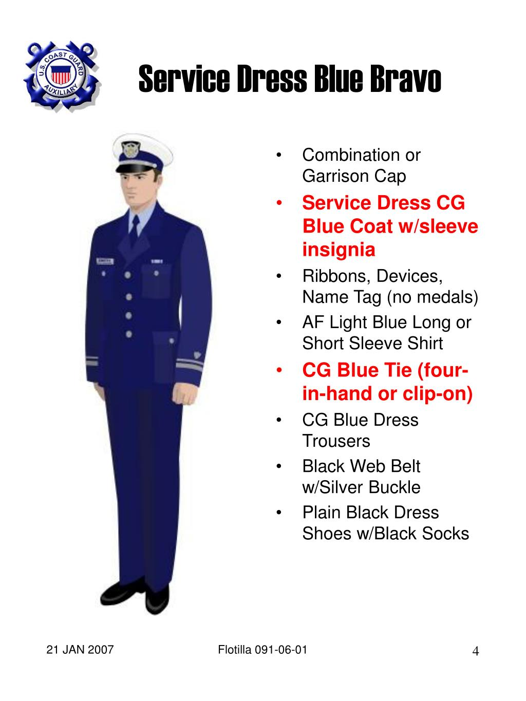 PPT - Auxiliary Uniforms PowerPoint Presentation - ID:54404