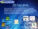 edi case study northstar sell buy business model