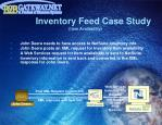 inventory feed case study item availability