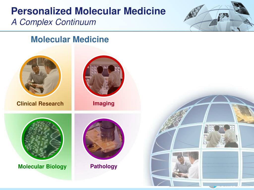 Personalized Molecular Medicine