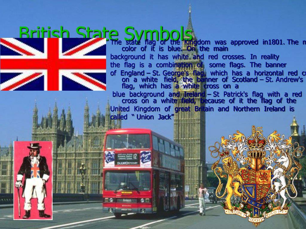 British State Symbols