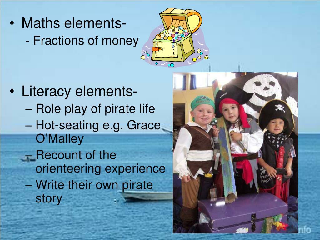 Maths elements-