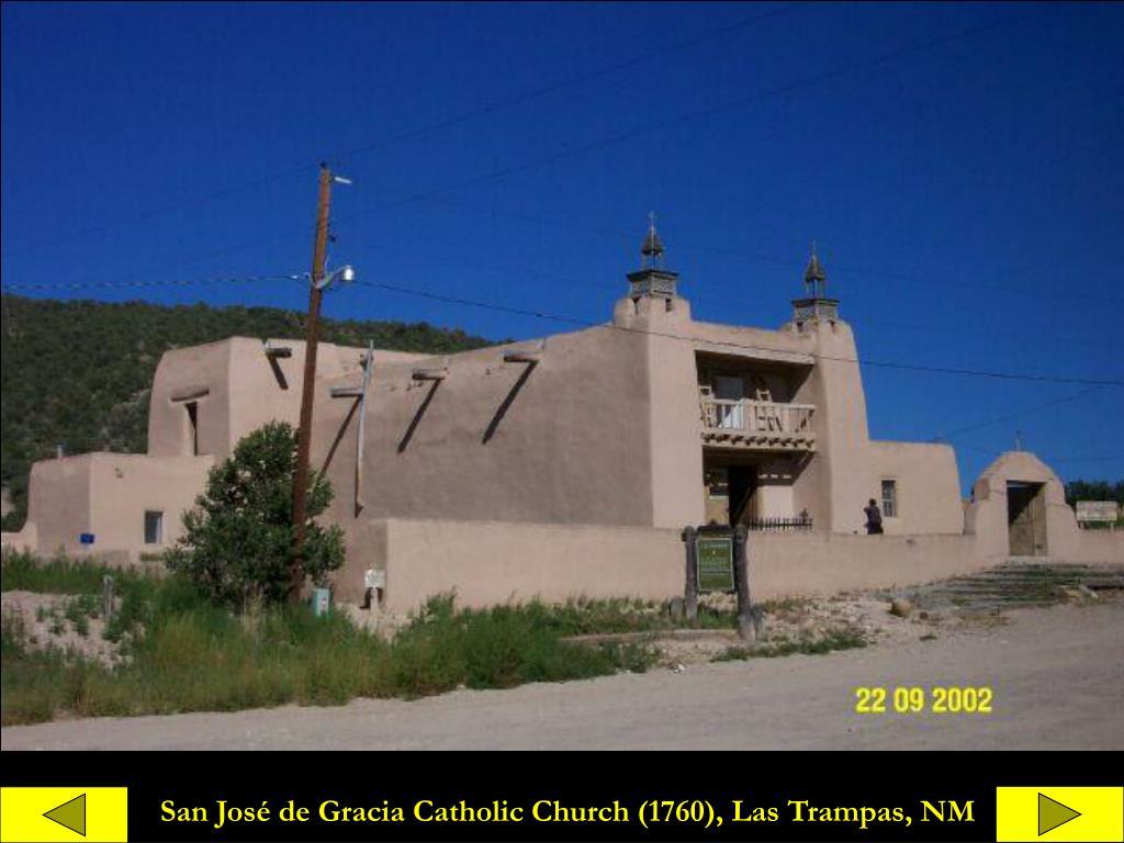 San José de Gracia Catholic Church (1760), Las Trampas, NM