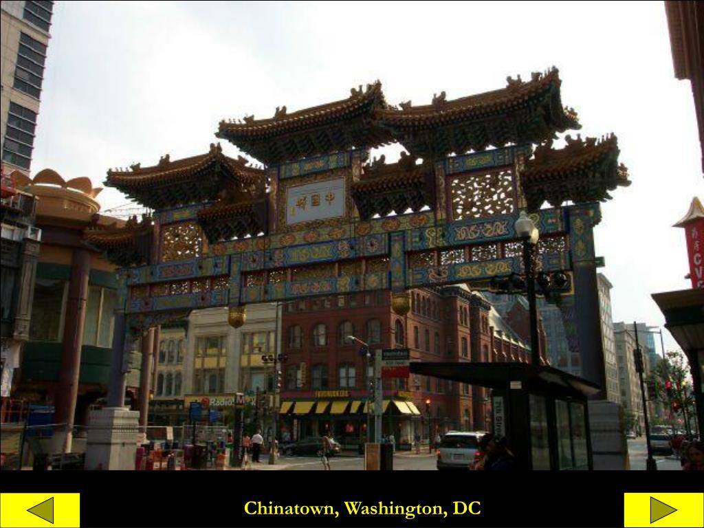 Chinatown, Washington, DC