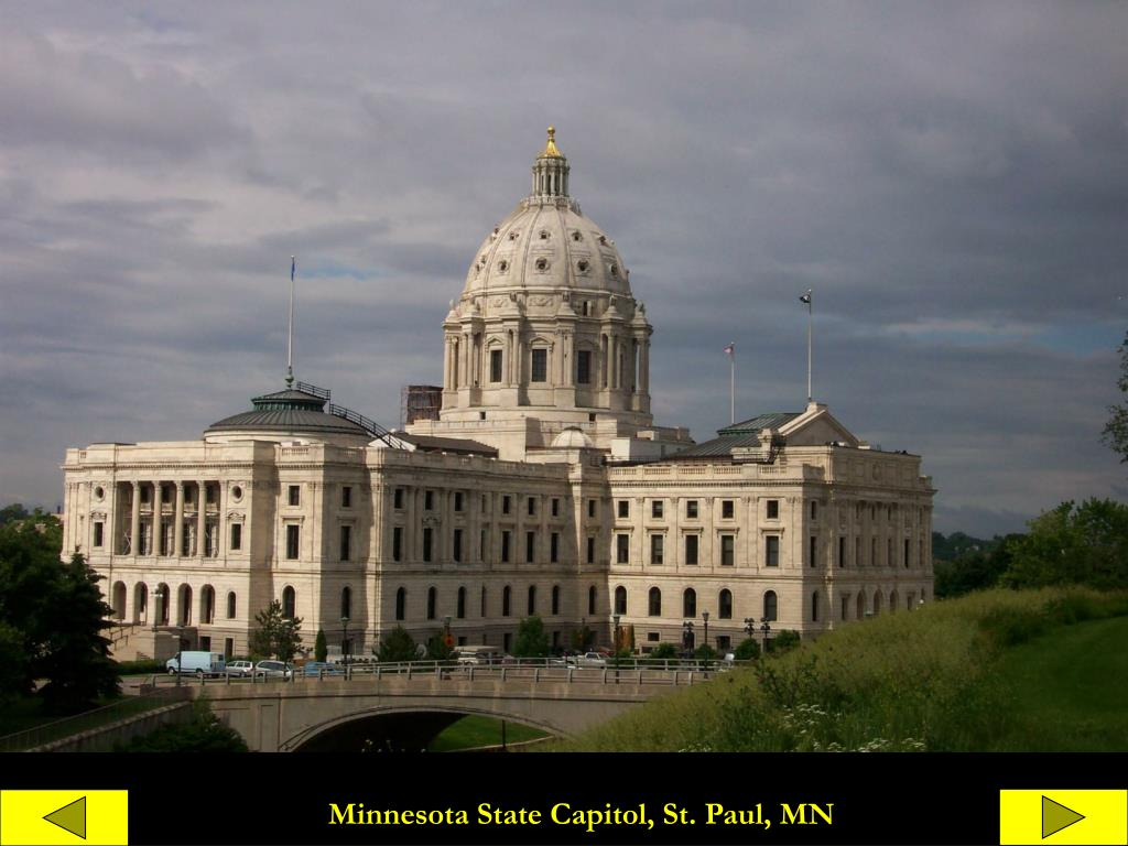Minnesota State Capitol, St. Paul, MN