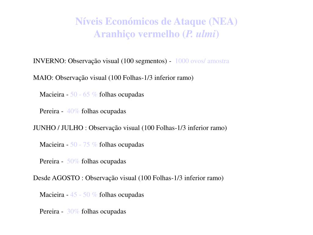 Níveis Económicos de Ataque (NEA)