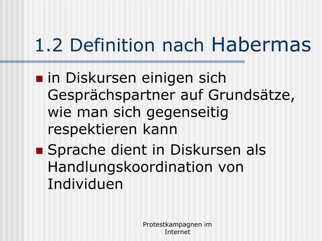 1.2 Definition nach