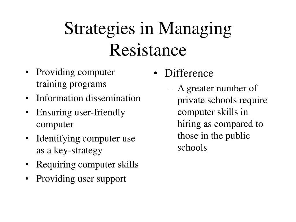 Providing computer training programs