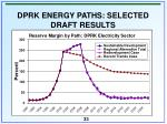 dprk energy paths selected draft results33