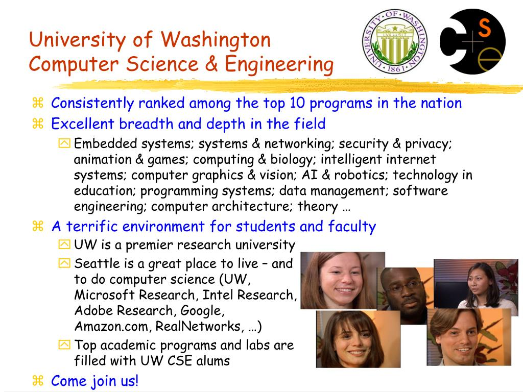 university of washington computer science engineering