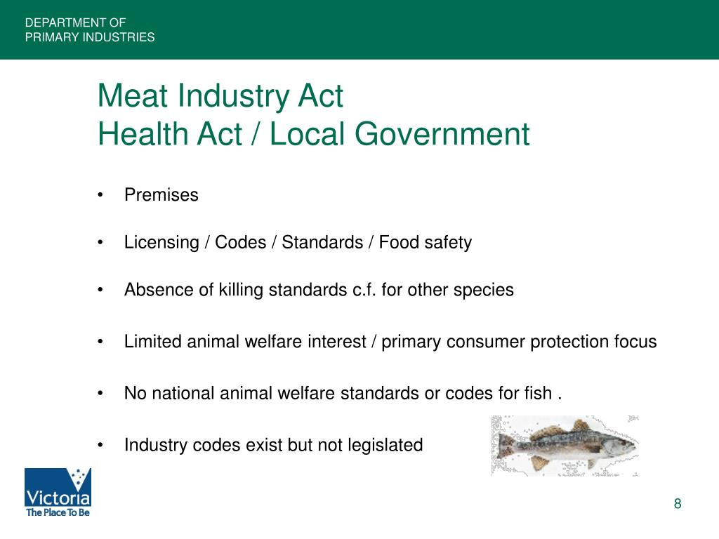Meat Industry Act