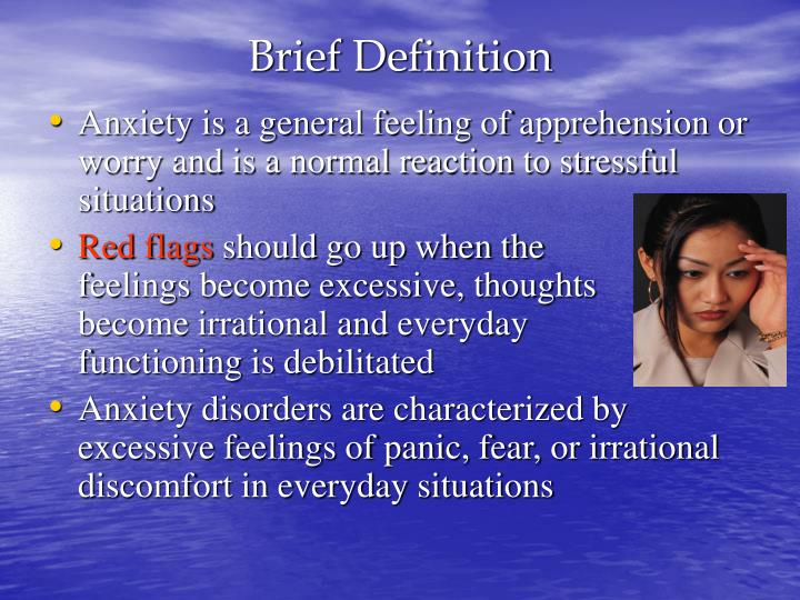 Brief definition