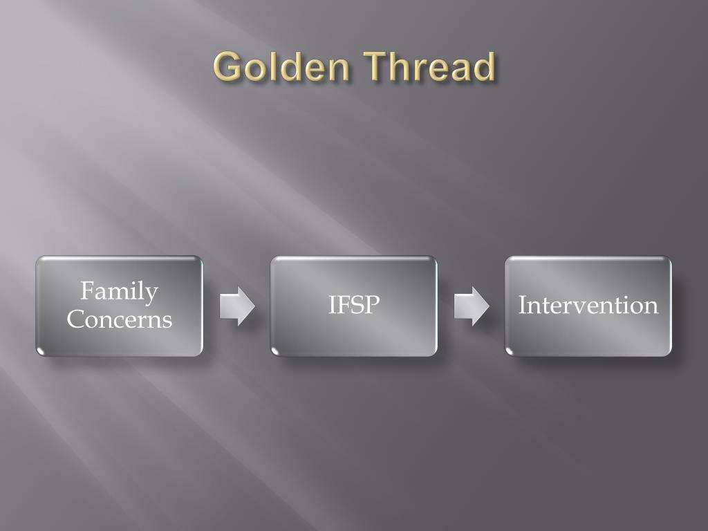 Golden Thread
