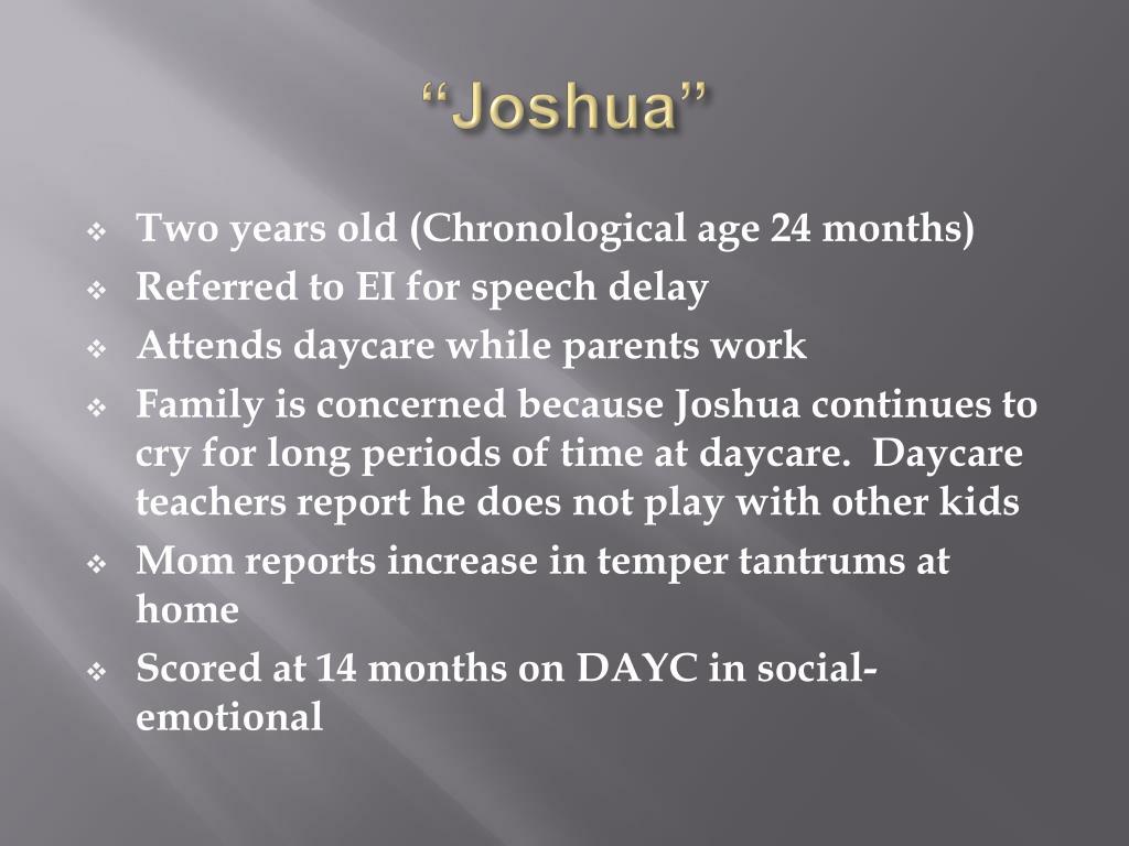 """""""Joshua"""""""
