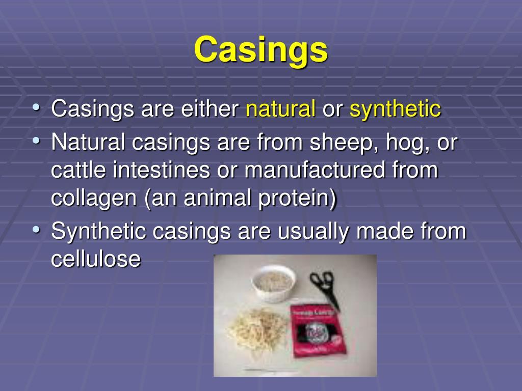 Casings