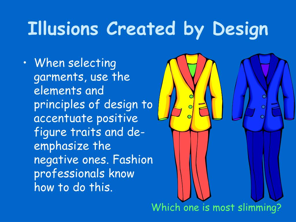 Illusions Created by Design