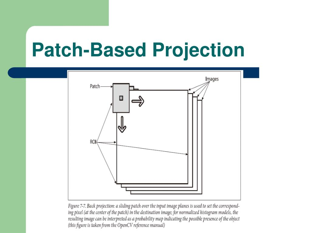Patch-Based Projection