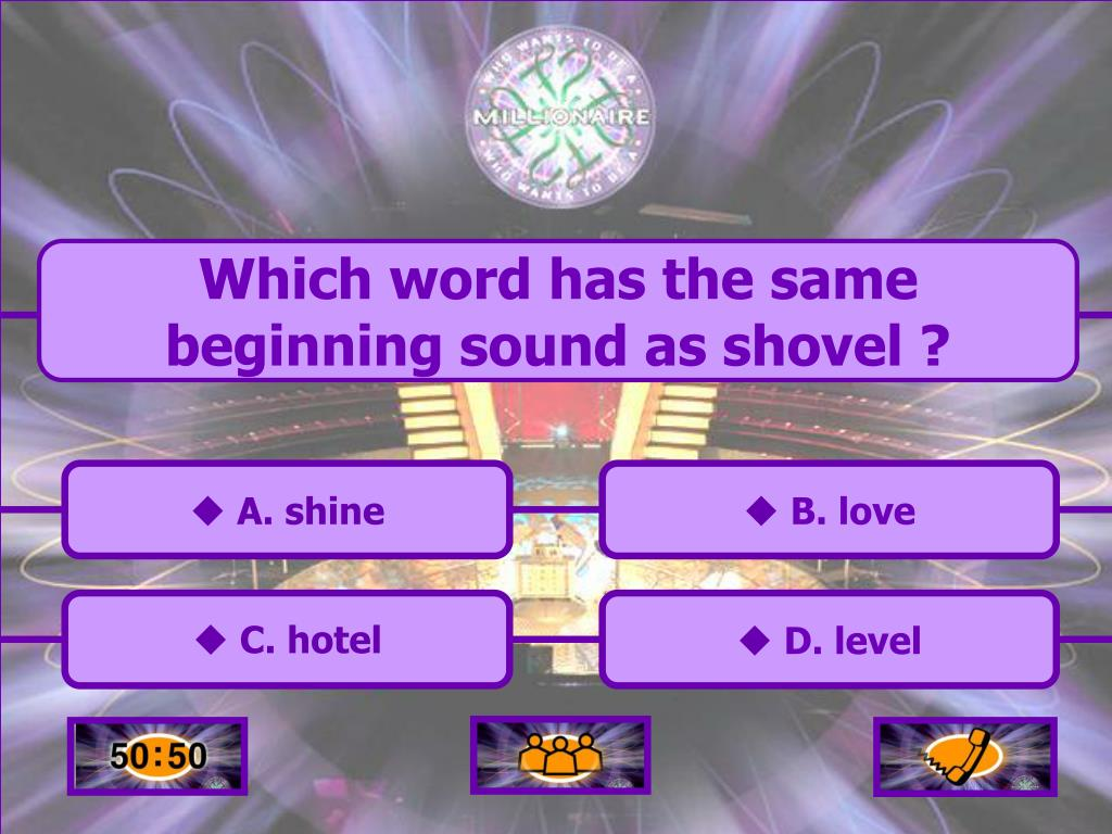 Which word has the same beginning sound as shovel ?