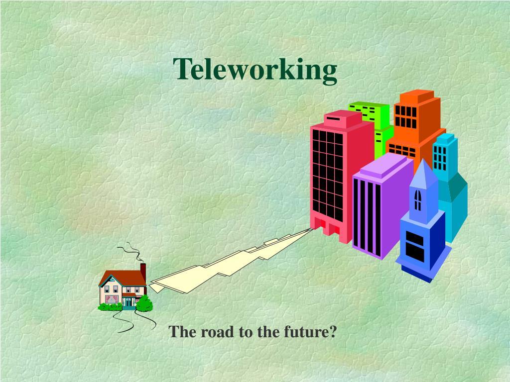 teleworking l.