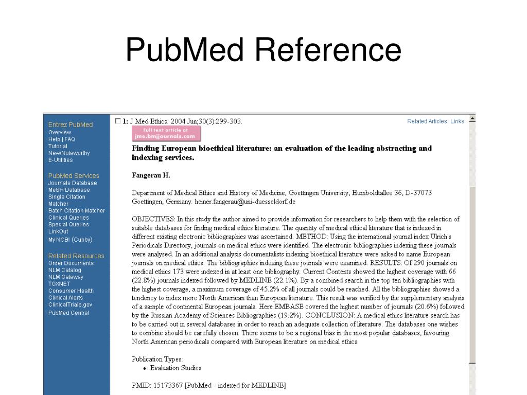 PubMed Reference