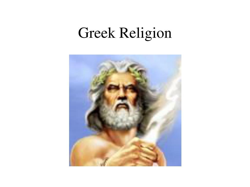 greek religion l.