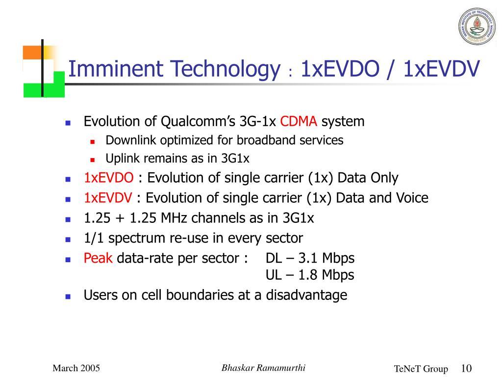 Imminent Technology