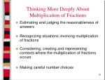 thinking more deeply about multiplication of fractions
