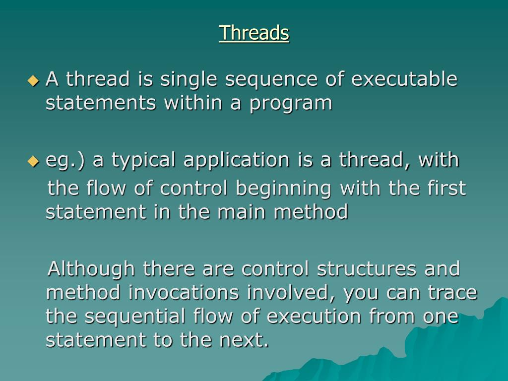 threads l.
