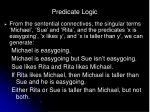 predicate logic11