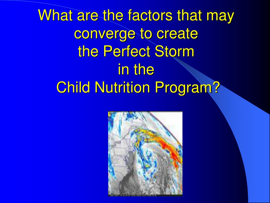 What are the factors that may converge to create