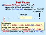 basic factors47