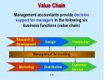 value chain11