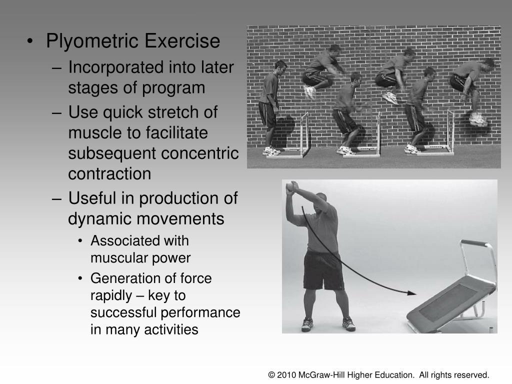 Plyometric Exercise