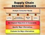 supply chain design issues