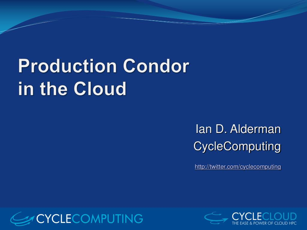 Production Condor