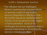aam v kirkpatrick analysis40