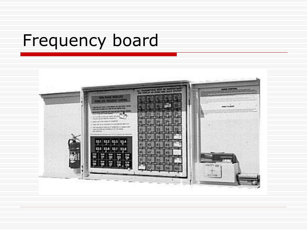 Frequency board