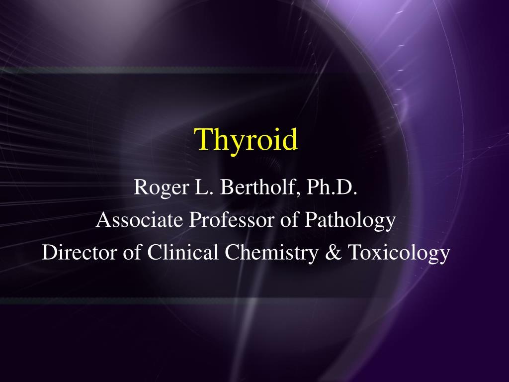 thyroid l.