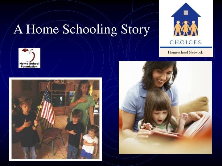 a home schooling story n.