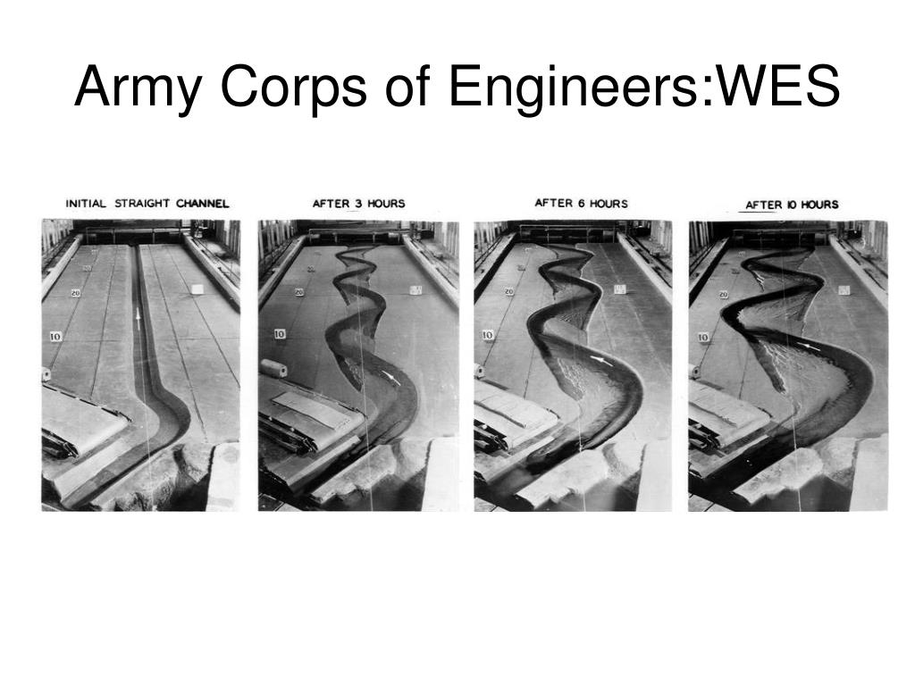 Army Corps of Engineers:WES